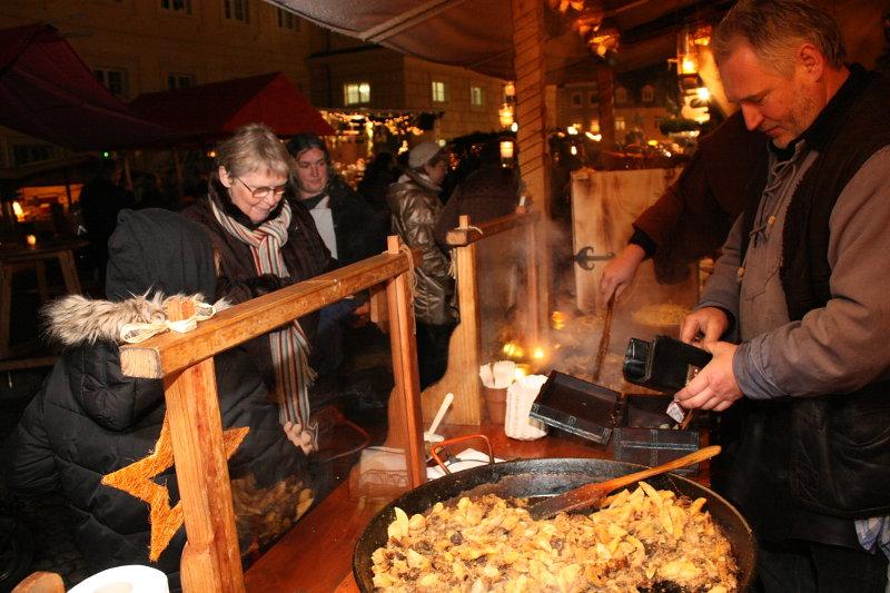 Mittelalterlicher Weihnachtsmarkt.Mittelalterlicher Weihnachtsmarkt Durlacher De