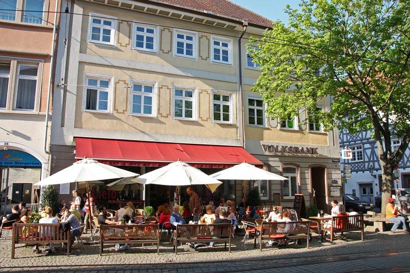 Biergärten Cafés Das Online Portal Für Durlach Durlacherde
