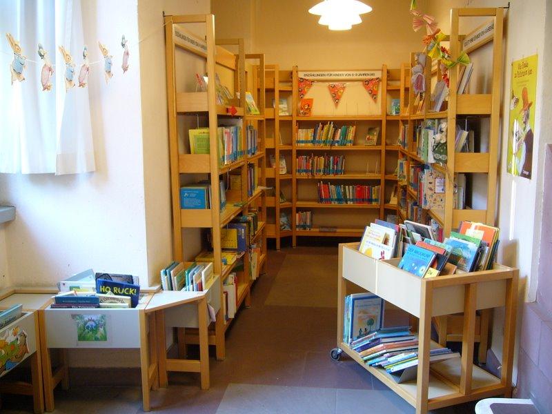 Stadtteilbibliothek Durlach