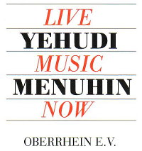 YEHUDI MENUHIN Live Music Now Oberrhein e.V.