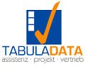 Tabuladata | assistenz · projekt · vertrieb