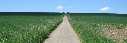 Der Weg ist ein Ziel.