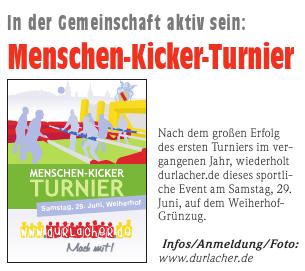 Wochenblatt - Das Journal für die Region | 08. Mai 2012