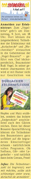 Wochenblatt | 08. Juni 2011