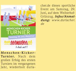 Wochenblatt - Das Journal für die Region | 27. März 2013