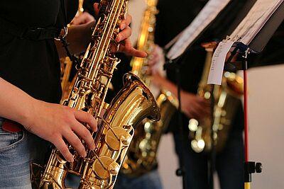 Tag der offenen Tür beim Musikforum Durlach (Archiv). Foto: cg