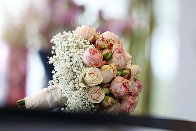 Heiraten im Durlacher Bürgersaal wieder möglich. Foto: cg