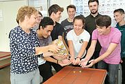 Chemie-Fonds fördert das Markgrafen-Gymnasium in Durlach. Foto: ChemieBW