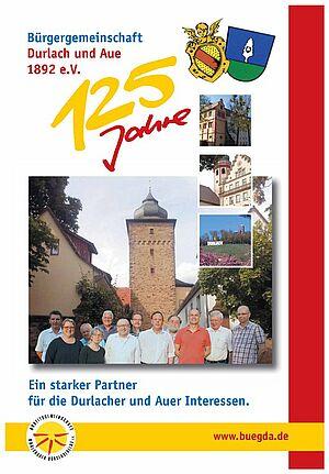 125 Jahre Bürgergemeinschaft - Sonderzeitung als PDF-Download