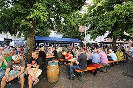 Durlacher Weinfest 2019. Foto: cg