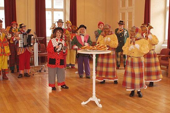 11 Rathaussturm - Am 11.11. war es wieder soweit: Die Durlacher Fastnachter übernahmen endlich die Regentschaft im Rathaus. (35 Fotos)