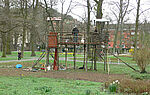 Kunst im Schlossgarten. Foto: G. Heiberger