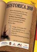 Flyer Historica 2010 als PDF