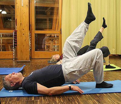 Pilates – der sanfte Riese unter