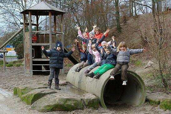 11 Pestalozzischule - In den vergangen Jahren hat sich in der Durlach ein interessantes Schulkonzept etabliert. (23 Fotos)