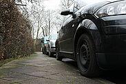 Faires Parken in Durlach. Foto: cg