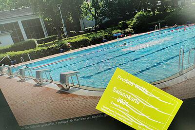 """Saisonkarte fürs """"Wölfle"""" gewinnen. Foto: om"""