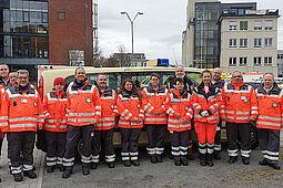 Durlacher Rotkreuzgemeinschaft sucht Mitglieder. Foto: pm