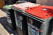 Keine Müllabfuhr an Feiertagen. Foto: cg