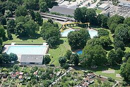 Turmbergbad. Foto: cg