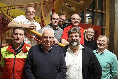 Viele Tausend Stunden freiwillig geholfen. Foto: ASB Region Karlsruhe