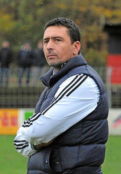 Startet motiviert in die neue Saison: Coach Daniel Kreuzer. Foto: Klaus Krüger