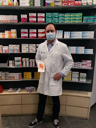 Dr. Rainer Lingg im Interwiev. Foto: pm