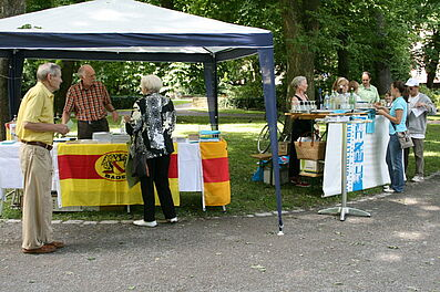 Musikalischer Schlossgarten (Mai 2008)