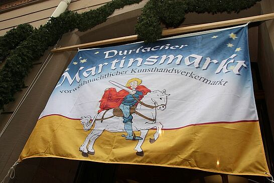 08 Durlacher Martinsmarkt - Der vorweihnachtliche Durlacher Martinsmarkt im Rathausgewölbe lädt jedes Jahr im November in die historische Markgrafenstadt ein. (64 Fotos)