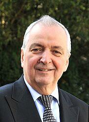Ein Politiker auf der Kanzel. Foto: Schulzendorff