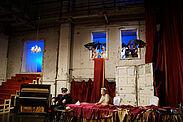 Theater in der Orgelfabrik. Foto: pm