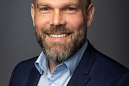 André Lomsky ist neuer Geschäftsführer der KTG Karlsruhe Tourismus. Foto: pm