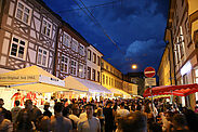 Für viele Vereine stellt das Durlacher Altstadtfest eine wichtige Einnahmequelle für die Finanzierung des Vereinslebens dar. Foto: cg