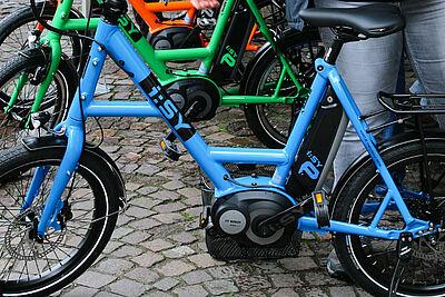 Hochwertige Fahrräder sind besonders gefährdet. Foto: cg