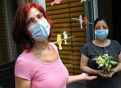 Tagespflegen mit angemessenem Hygiene-Konzept. Foto: pm