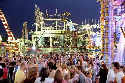 Karlsruher Frühjahrsmess´ vom 01. bis 11. Juni 2012