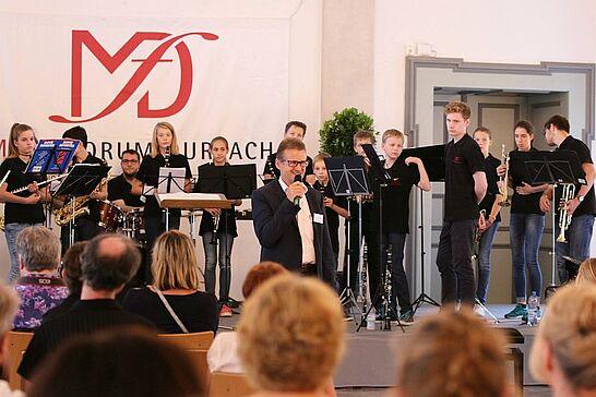 24 Offene Türen beim Musikforum Durlach - Zu einem unterhaltsamen Nachmittag rund um die Musik lud das Musikforum Durlach Kinder, Jugendliche und Eltern in die Durlacher Karlsburg ein. (87 Fotos)
