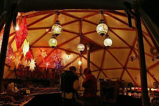27 Mittelalterlicher Weihnachtsmarkt (Eröffnung) II - Bereits am Donnerstag wurde der Mittelalterliche Weihnachtsmarkt inoffiziell, am Freitagabend dann offiziell eröffnet. (50 Fotos)