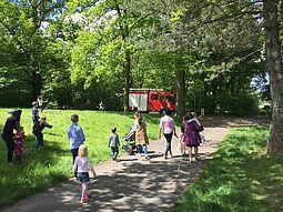 Bergwaldfest, Bürgergemeinschaft Bergwald