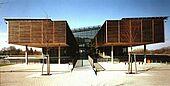 Gewerbeschule Durlach. Foto: pm