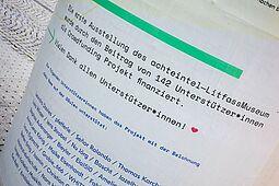 LitfassMuseum in Karlsruhe. Foto: cg