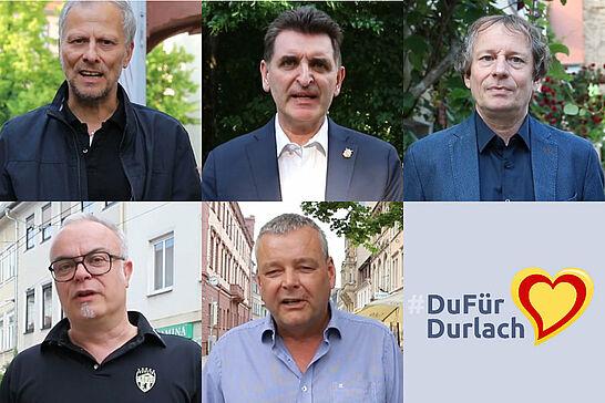 23 #DuFürDurlach – Fraktionen im Durlacher Ortschaftsrat - In dieser Woche haben wir uns mit den Fraktionsvorsitzenden des Durlacher Ortschaftsrats getroffen. (1 Video)