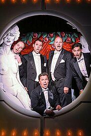 Comedian Harmonists. Foto: Tom Kohler