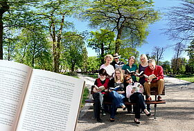Durlacher Lesesommer. Foto: cg