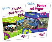 """Ferien """"mit oder ohne Koffer"""". Grafik: pm"""