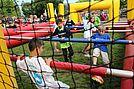 Menschen-Kicker-Turnier 2015: Kids-Cup. Foto: cg