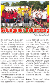 Wochenblatt | 04. Juli 2011