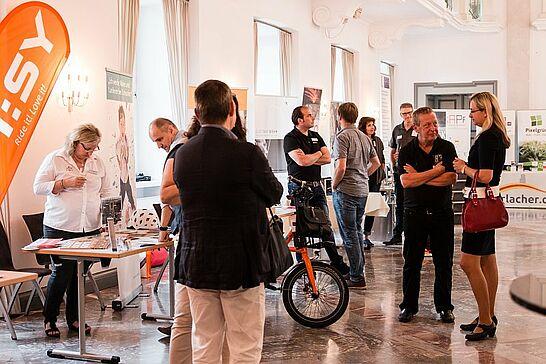 28 4. KA-PF-Leistungsschau in der Karlsburg - Auch im verflixten 7. Jahr veranstaltete das Unternehmer-Netzwerk KA-PF eine kleine, aber feine Leistungsschau. (73 Fotos)