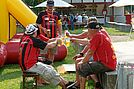 Menschen-Kicker-Turnier. Foto: sade