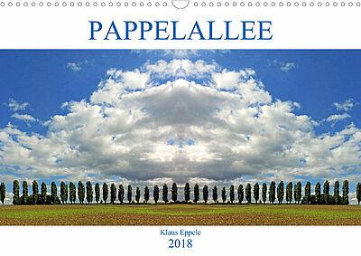 """""""PAPPELALLEE"""" – Cover des Monatskalenders. Fotos: pm"""